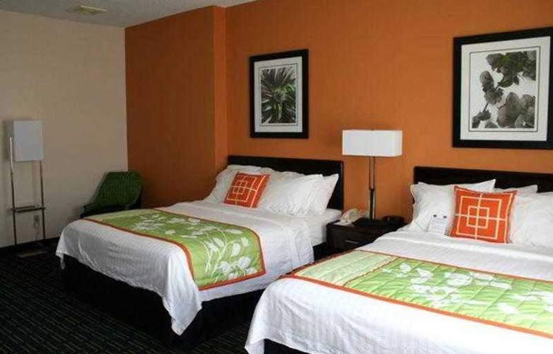Fairfield Inn & Suites Potomac Mills Woodbridge - Hotel - 2