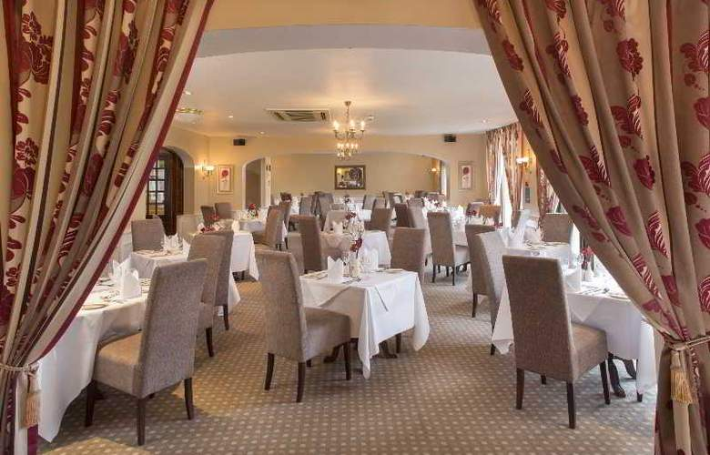 The Old Golf House Premier Wedding Venue - Restaurant - 4