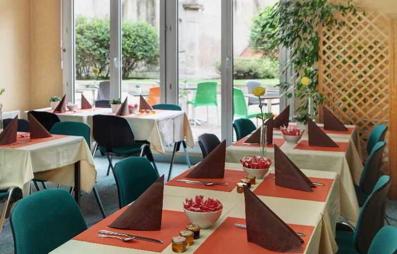 Citadines Kleber Strasbourg - Restaurant - 8