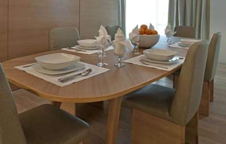 Lanson Place Bukit Ceylon Serviced Residences - Room - 8