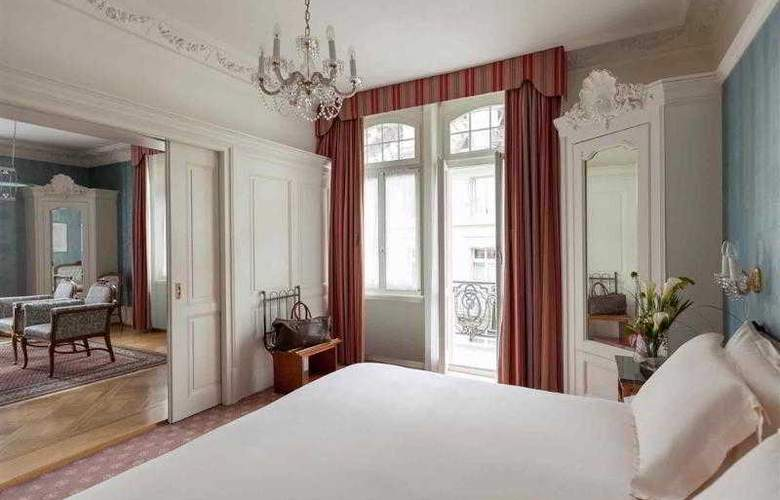 Royal St Georges Interlaken - MGallery by Sofitel - Hotel - 46