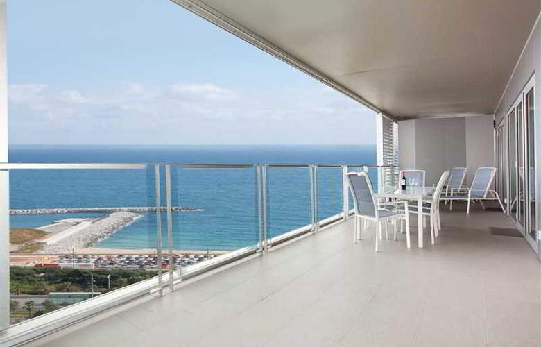 Rent Top Apartments Diagonal Mar - Terrace - 50