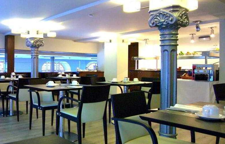 Abba Santander - Restaurant - 3
