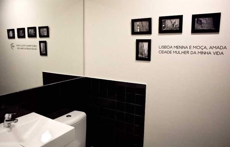 The Art Inn Lisbon - Room - 11