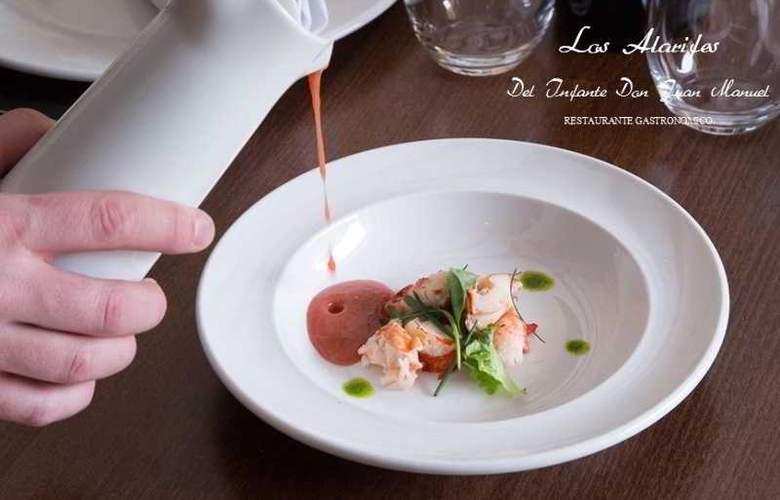 Palacio del Infante Don Juan Manuel - Restaurant - 25