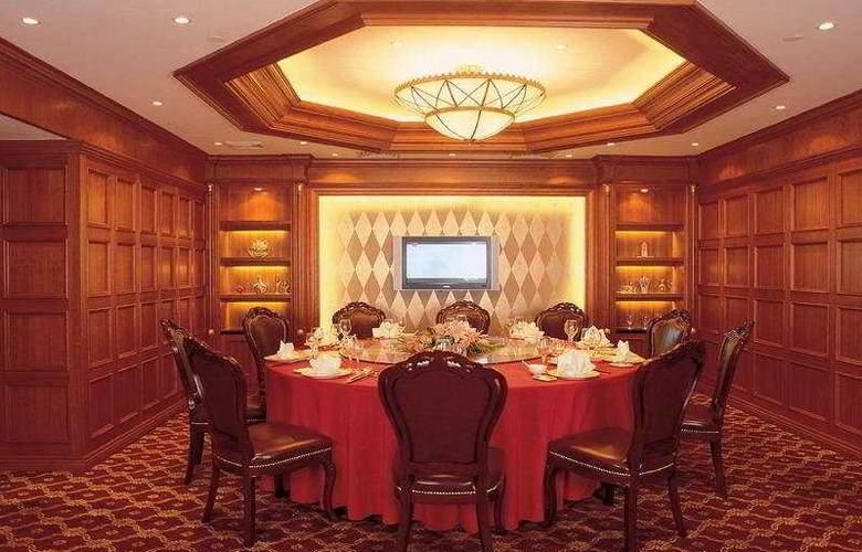 The Bund Hotel - Restaurant - 4