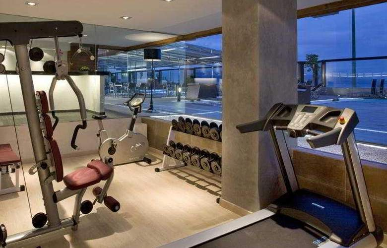 Cristina Las Palmas Hotel - Sport - 7