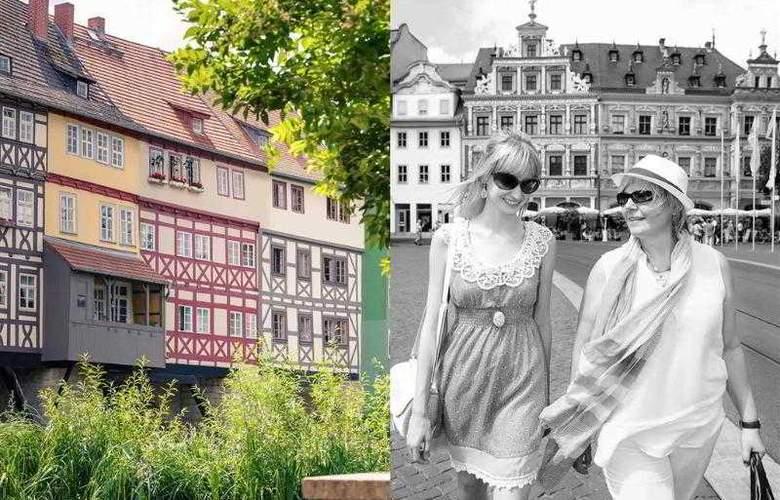 Mercure Erfurt Altstadt - Hotel - 23