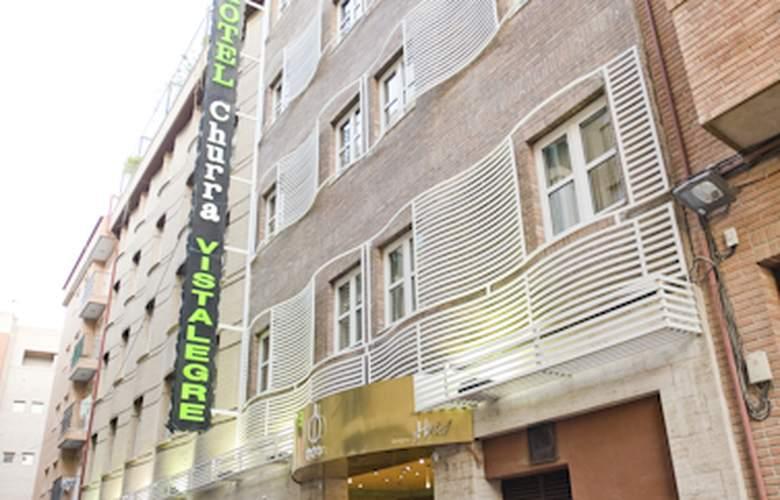 Churra Vistalegre - Hotel - 0