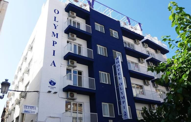Benidorm City Olympia - Hotel - 0