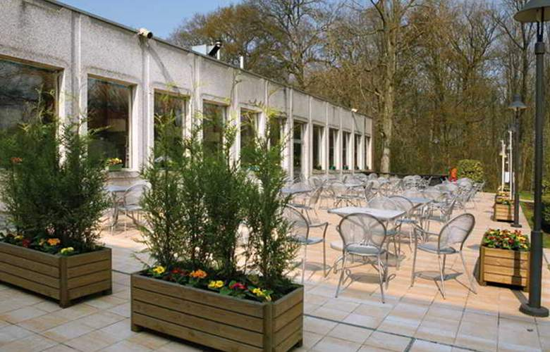 Green Park Hotel Brugge - Terrace - 11