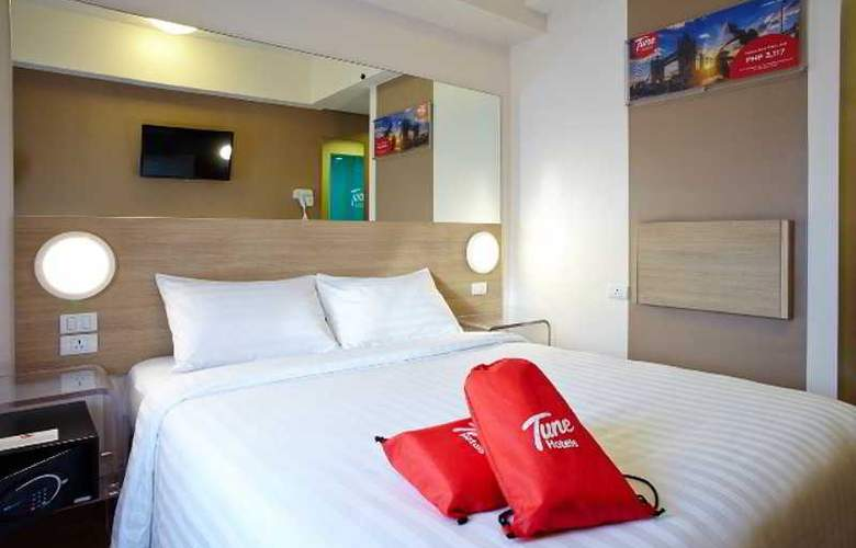 Red Planet Hotel Quezon City - Room - 17