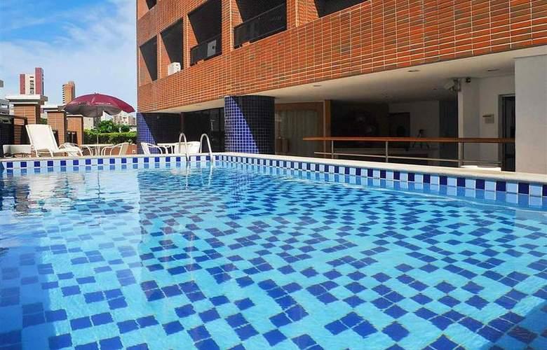 Mercure Fortaleza Meireles - Hotel - 23