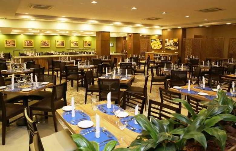 Mabu Interludium Iguassu Convention - Restaurant - 6