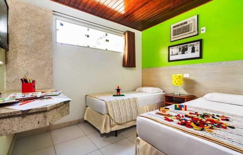 Quinta do Sol Lite Praia Hotel - Room - 12