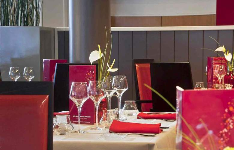 Mercure Tours Nord - Restaurant - 74