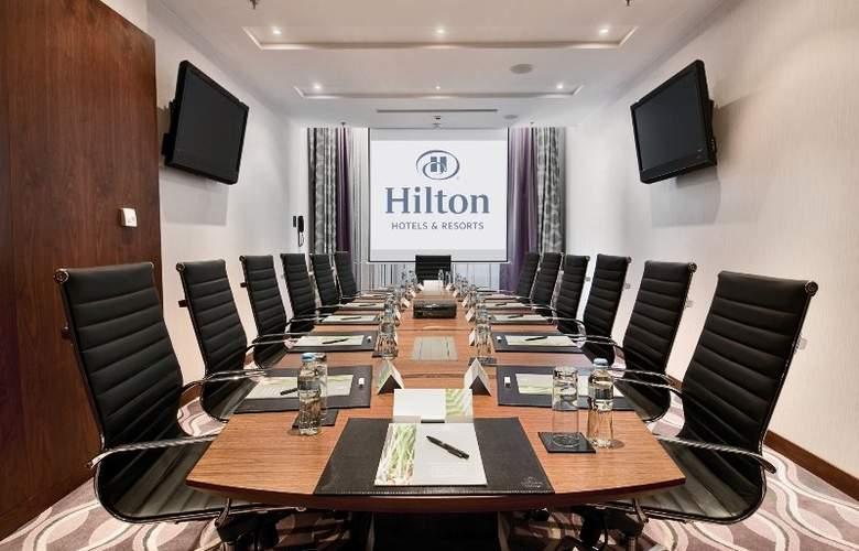 Hilton Gdansk - Conference - 12