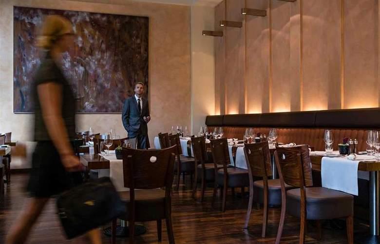 Pullman Berlin Schweizerhof - Restaurant - 16