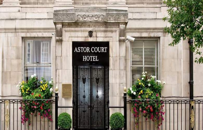 Astor Court (Oxford Circus) - Hotel - 6