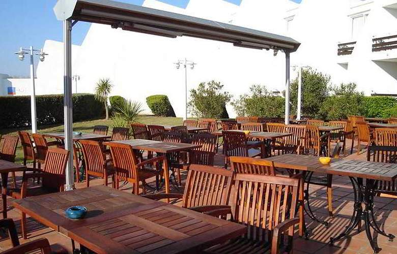Novotel Golf - Terrace - 1