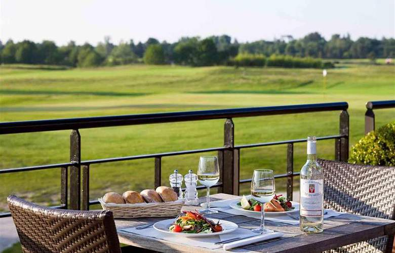 Golf du Medoc Hotel et Spa - Restaurant - 46