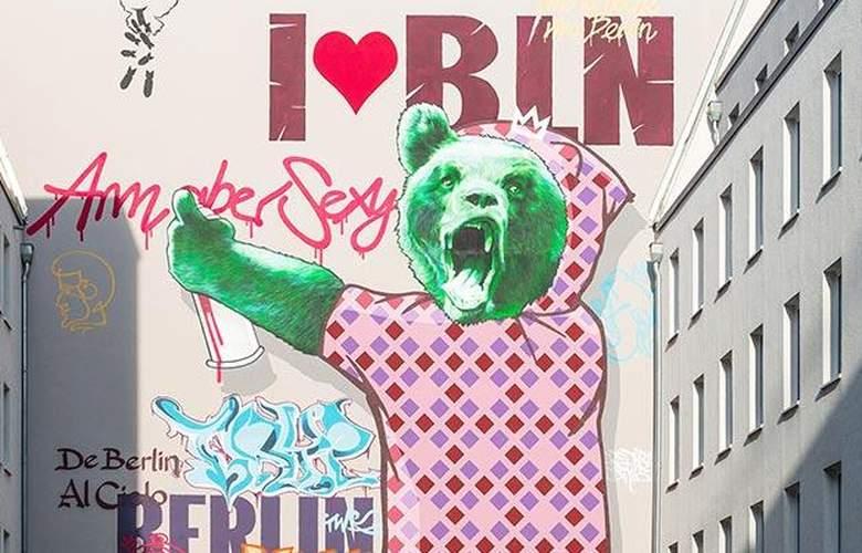 Berlin Mitte by Meliá - Hotel - 13