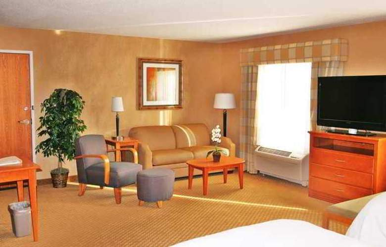 Hampton Inn Detroit - Shelby Township - Hotel - 3