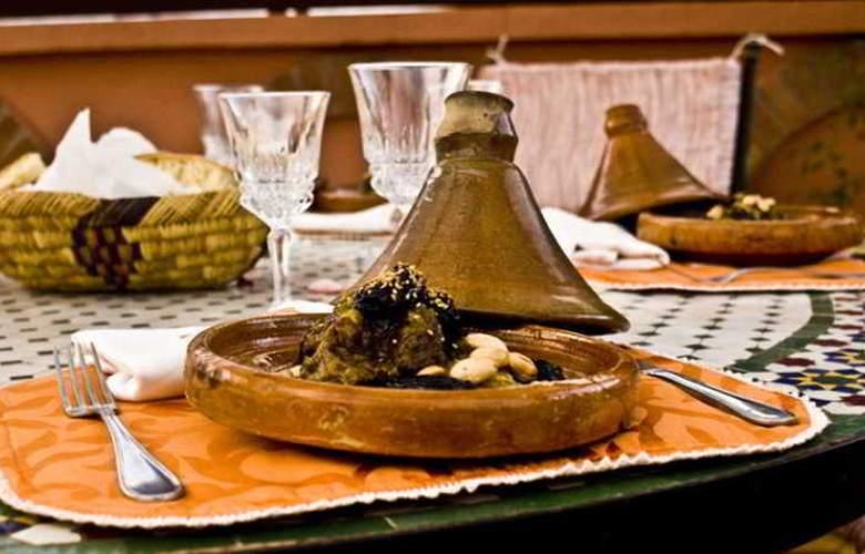 Riad Habib - Restaurant - 2