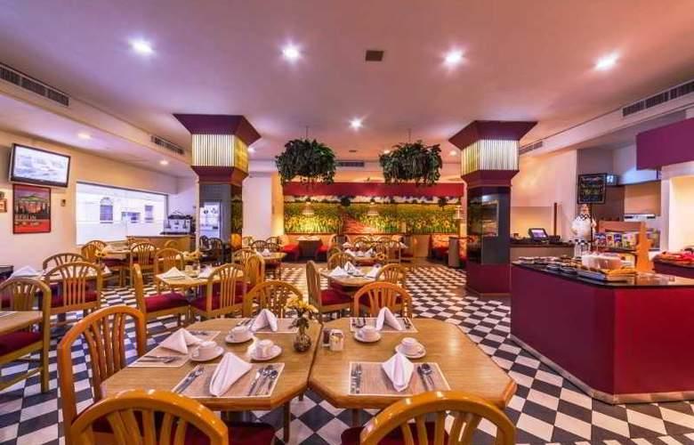 Ramada Hola Culiacán - Restaurant - 5
