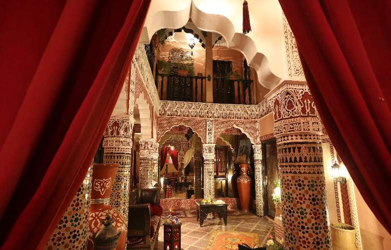Riad Mille Et Une Nuits - Hotel - 17