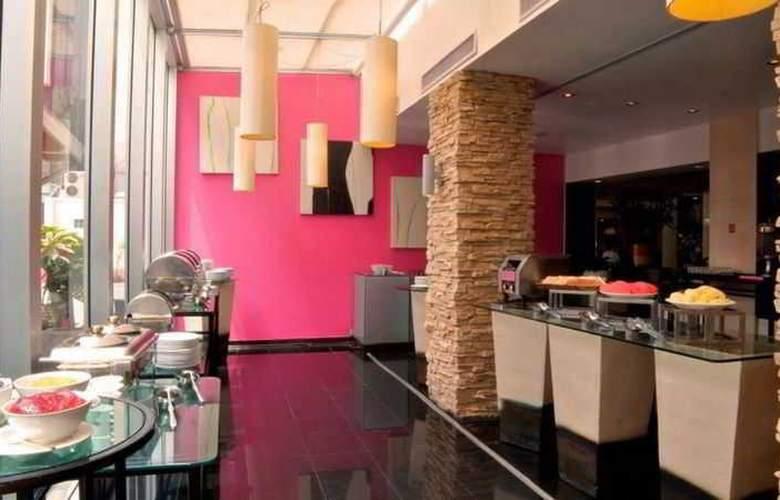Marvel Hotel Bangkok - Restaurant - 9