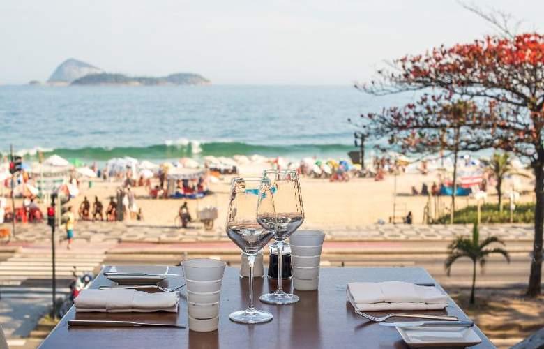Sofitel Rio de Janeiro Ipanema - Restaurant - 3