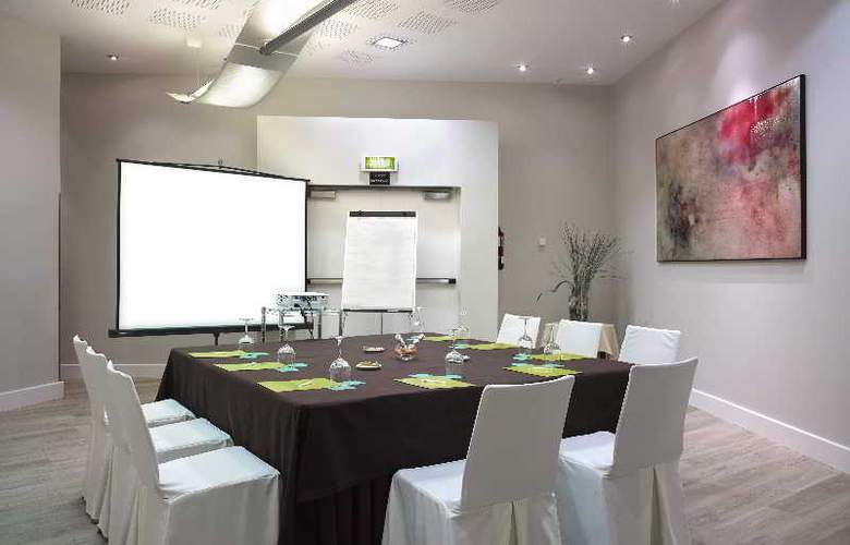 Silken Ciudad Gijon - Conference - 5
