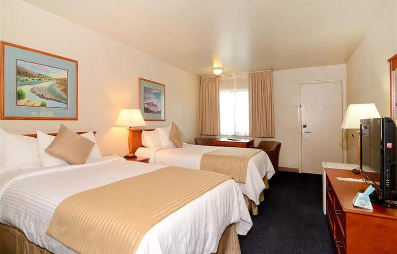 Best Western Airport Inn - Room - 52