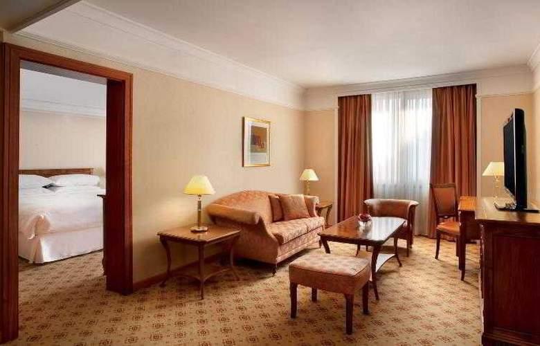 Sheraton Zagreb - Room - 45