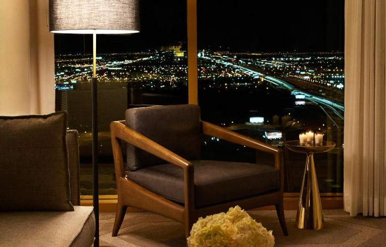 The Hotel at Mandalay Bay - Room - 15