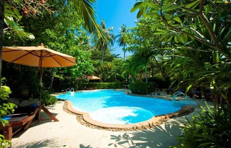 Sunrise Tropical Resort - Pool - 8