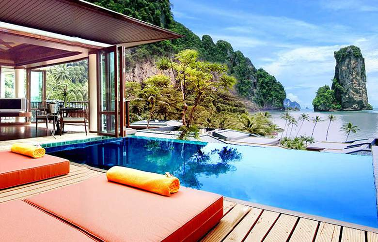 Centara Grand Beach Resort and Villas Krabi - Room - 33