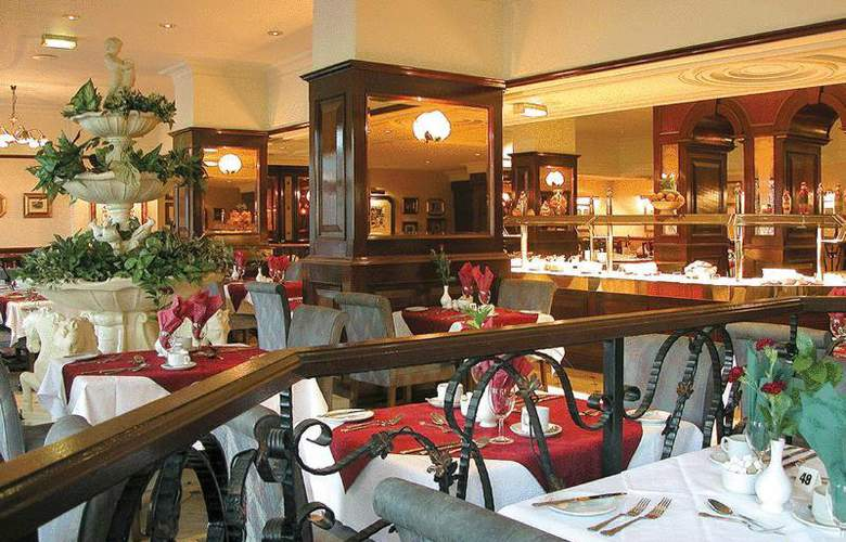 Royal Court Hotel & Spa Coventry - Restaurant - 3