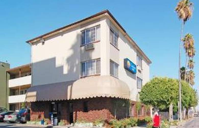 Comfort inn near hollywood walk of fame - Hotel - 0