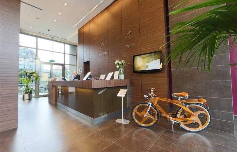 Best Western Premier Hotel Monza e Brianza Palace - Hotel - 53