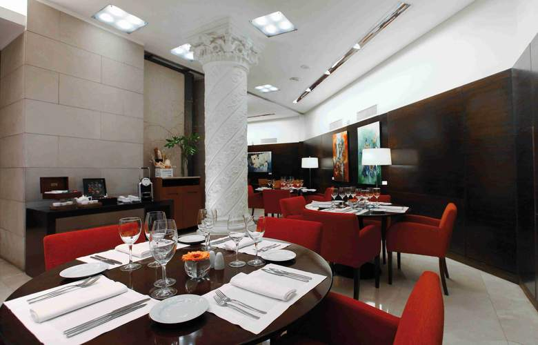 NH Collection Buenos Aires Jousten - Restaurant - 4