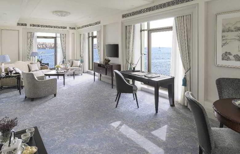 Shangri La Bosphorus Istanbul - Room - 29