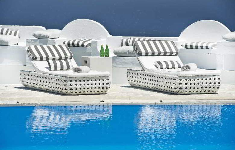 Santorini Palace - Pool - 3