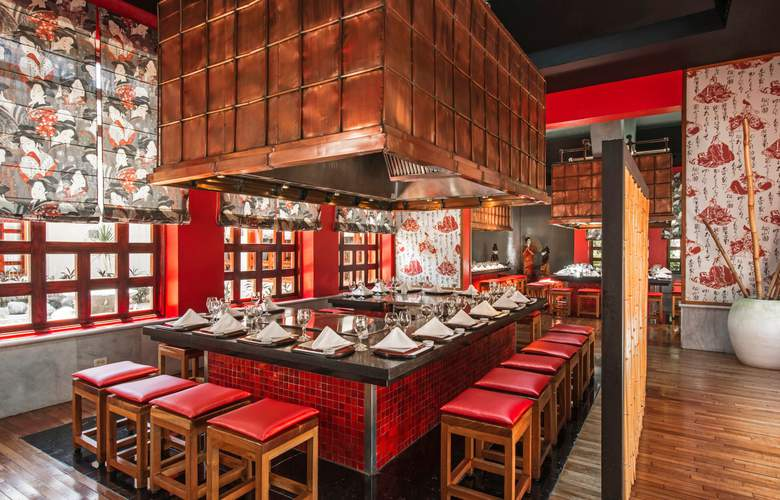Iberostar Selection Paraiso Maya - Restaurant - 23