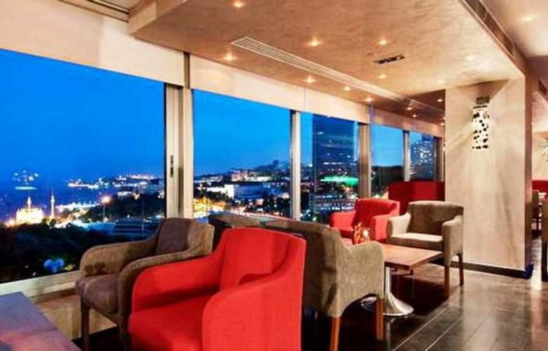 Hilton ParkSA Istanbul - Bar - 4