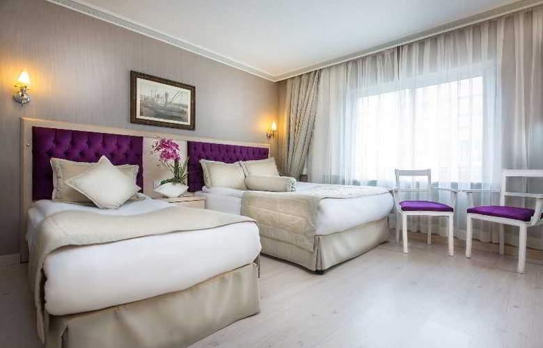 Osmanbey Fatih Hotel - Room - 15