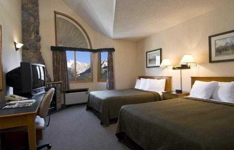 Quality Resort Chateau Canmore - Room - 6