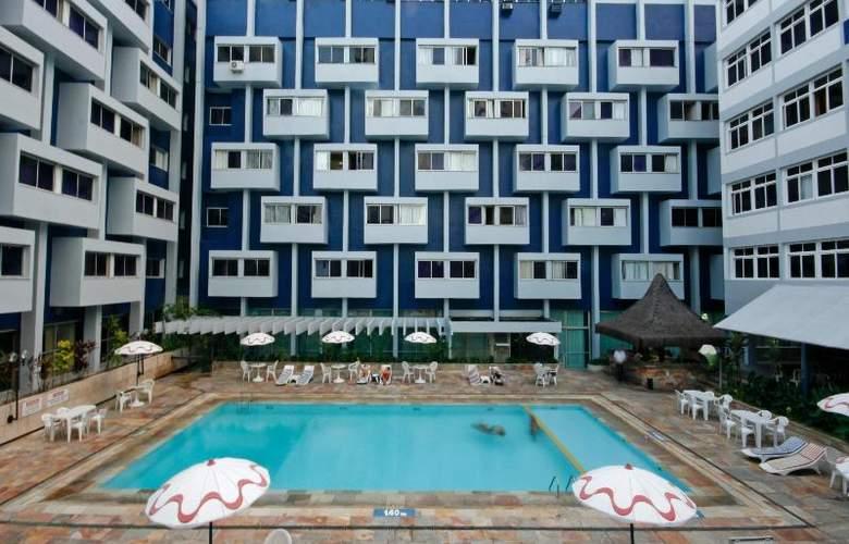 Recife Monte Hotel - Pool - 17