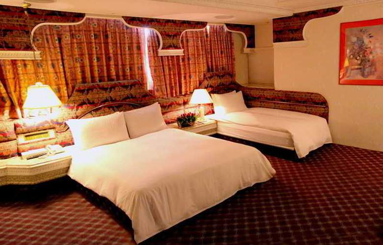 Crystal Hotel Taipei - Room - 6